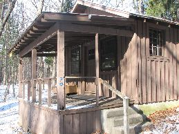 Shrine Cabin